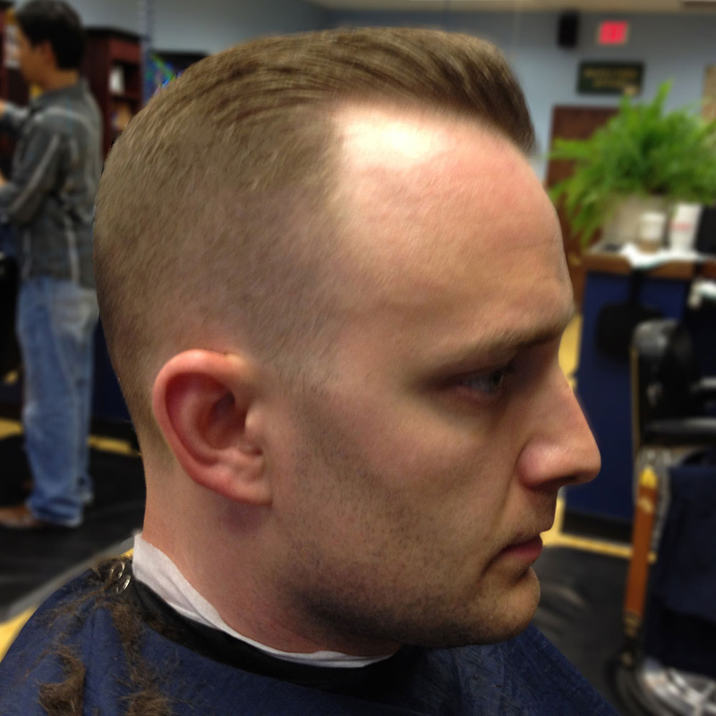 Mens Receding Hairline Hair Cuts Stylist225 Of Baton Rouge