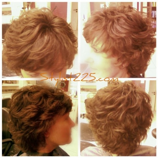 Body Perms For Fine Hair Over 50 Short Hairstyle 2013