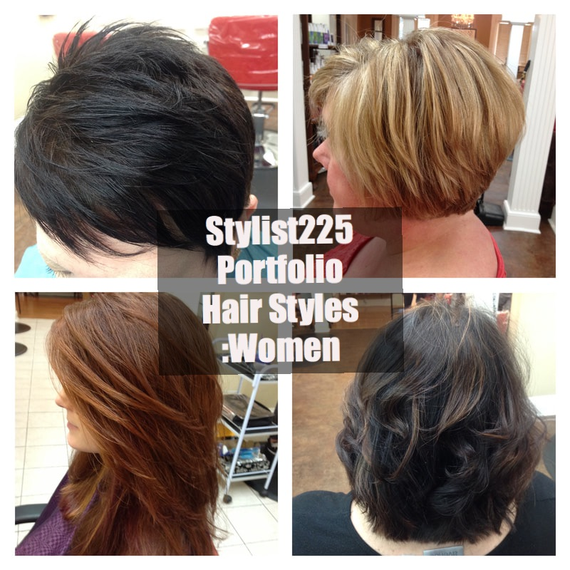 HairStyle Selector - Stylist225.com of Baton Rouge : Salon Hair Stylist